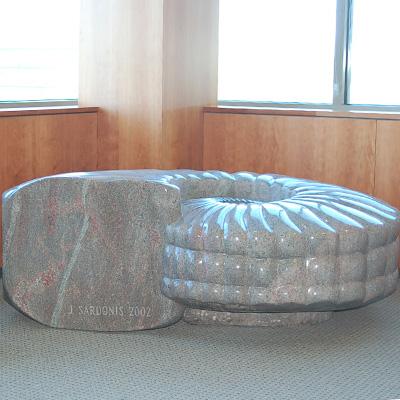 Jim Sardonis - Ammonite Fountain