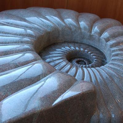 Jim_Sardonis - Ammonite Fountain