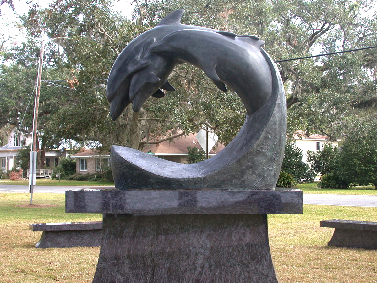Jim Sardonis - Dolphin Family