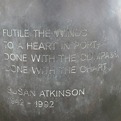 Jim Sardonis - Atkinson Memorial