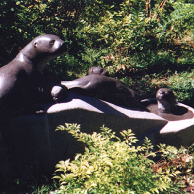 Jim Sardonis - Otter Family