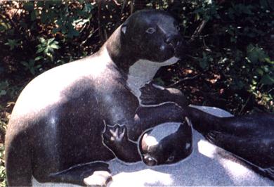 Jim Sardonis - Otter Family