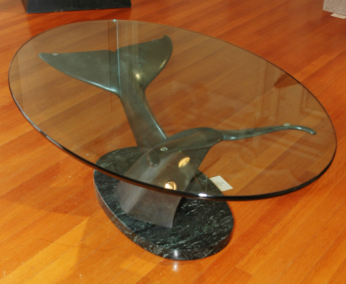 Jim Sardonis - Whale Tail Table