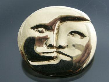 Jim Sardonis - Gold Pendant