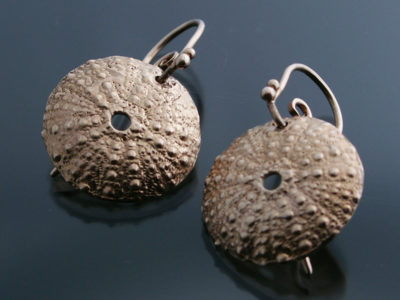 Jim Sardonis - Gold Urchin Earrings