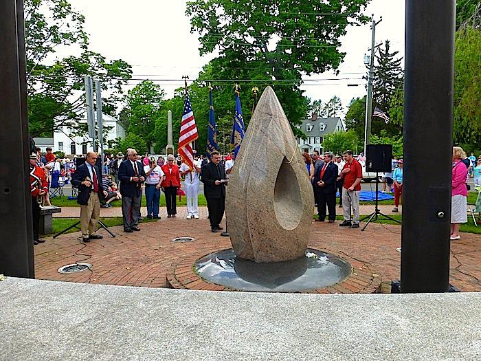 Jim Sardonis - Teardrop Memorial