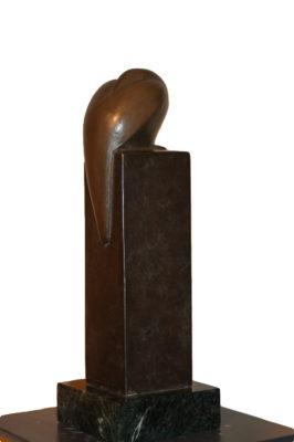 Jim Sardonis - Bronze Sleeping Dove