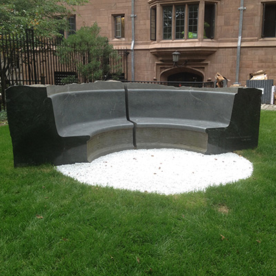 Jim Sardonis - Yale Bench
